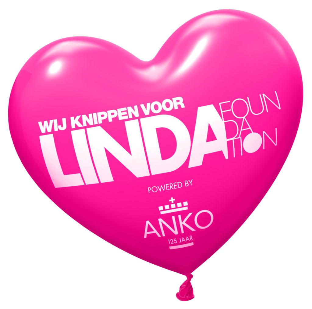 Wij knippen voor LINDA Foundation