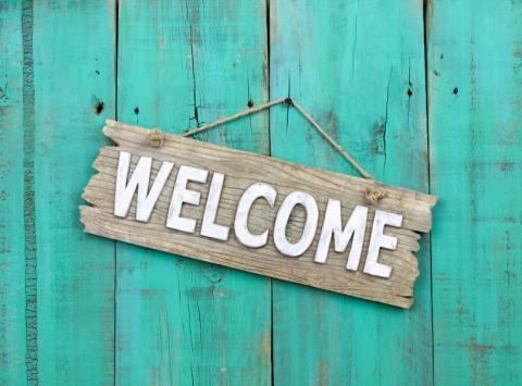 Welkom Ashley!